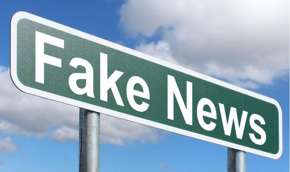 Noticias falsas Internet - Sergio Gutiérrez